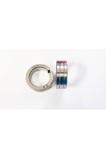 1.0mm - 1.2mm Aluminum Roller