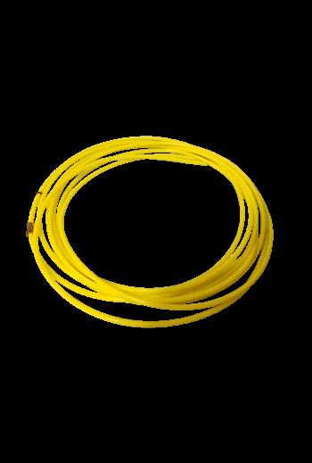 "MIG TEFLON Liner 5m YELLOW 1.2/1.6 mm (.045/.060"")"