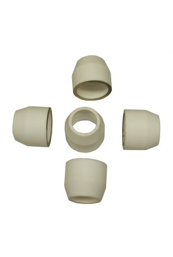 P80 CONSUMABLES 5 CERAMIC CUPS