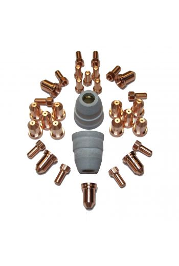 PT80 CONSUMABLES 32 PIECE SET (1.2mm TIPS)