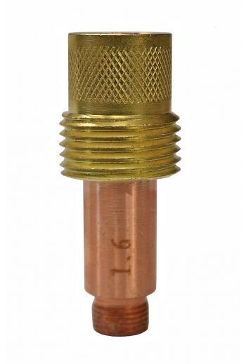 Tig Welder WP 17/18/26 Standard Gas Lens 1.6mm - 5 pack