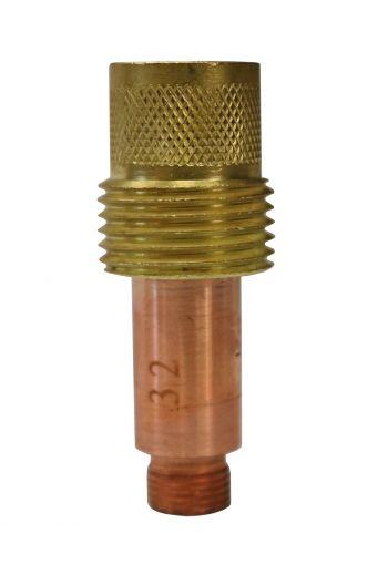 Tig Welder WP 17/18/26 Standard Gas Lens 3.2mm - 5 pack
