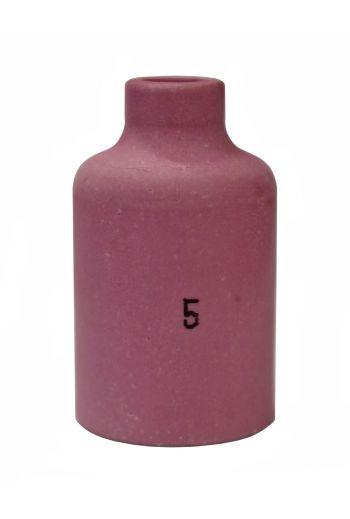 Tig Welder Torch No.5 Standard Gas Lens Alumina 5/16 - 5 pack