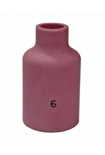 Tig Welder Torch No.6 Standard Gas Lens Alumina 6/16 - 5 pack
