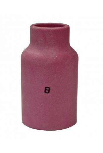 Tig Welder Torch No.8 Standard Gas Lens Ceramic 8/16 - 5 pack